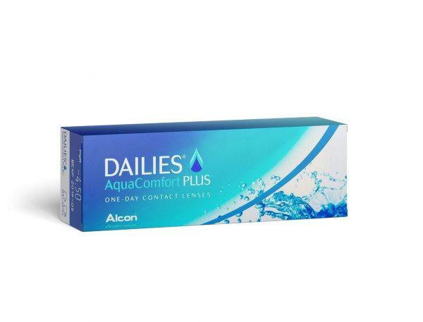 DAILIES Aqua Comfort Plus (90 lentes)